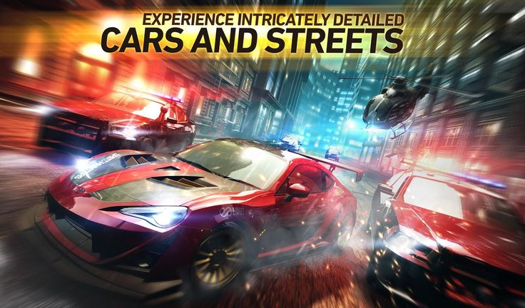 Need for Speed No Limits is the newest sequence of the famous Need for Speed game series featuring: - Get this present reality autos you want the most - Smolder elastic in more than 1,000 testing races - Gather certifiable autos with more than 250 million mixes of parts - Utilize the most exceptional customization framework to construct your fantasy autos - Flip on the nitrous and push yourself into another level of adrenaline - Float your way through surge hour movement to leave rival…