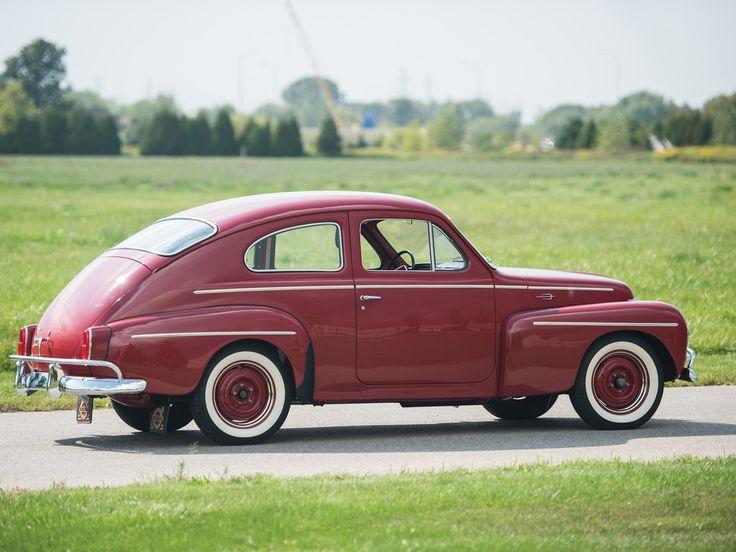 1960 Volvo PV 544 Sport