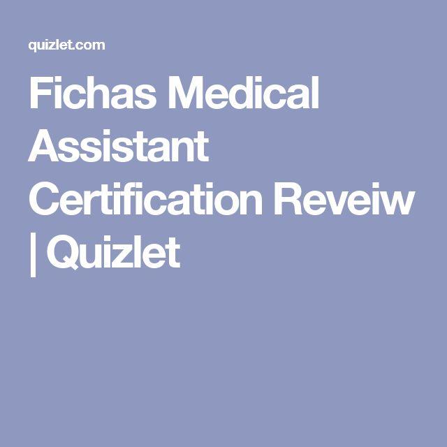 Best  Medical Assistant Certification Test Ideas On