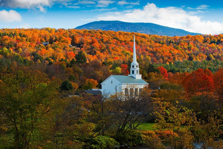 Current Foliage in New Hampshire | Fall Colors Surround ...