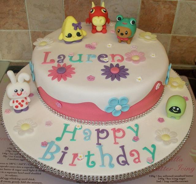 Moshi games cake making