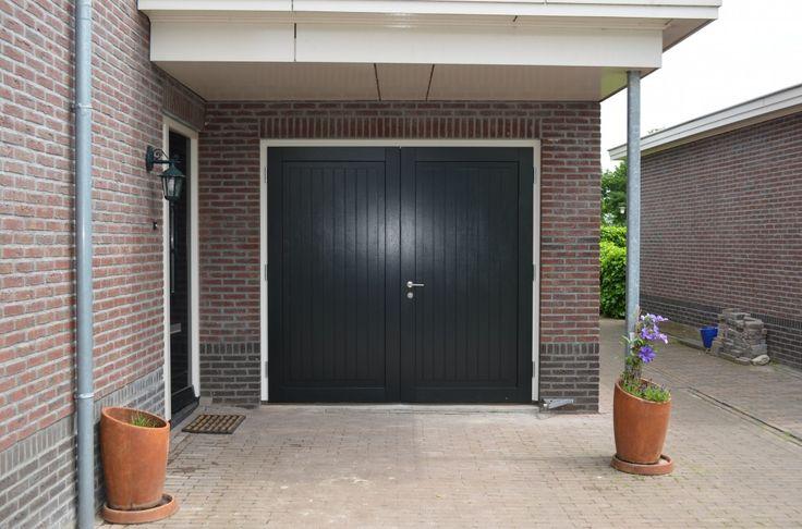 garagedeur hout wit - Google zoeken