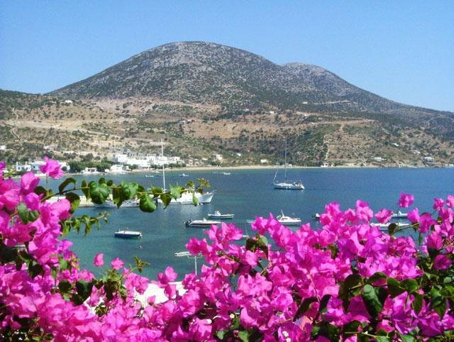 Vathi beach @Sifnos, Cyclades