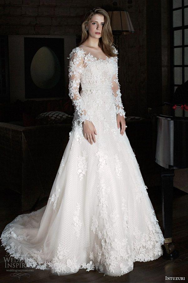 Intuzuri 2014 Wedding Dresses Lattrice Bridal Collection Feat Mischa Barton