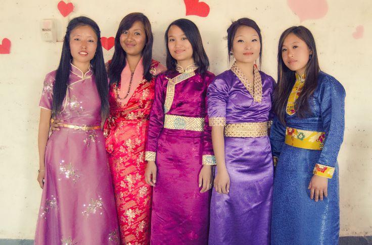 bakhu designs lhomi girls bakhutibetan lhomi dress