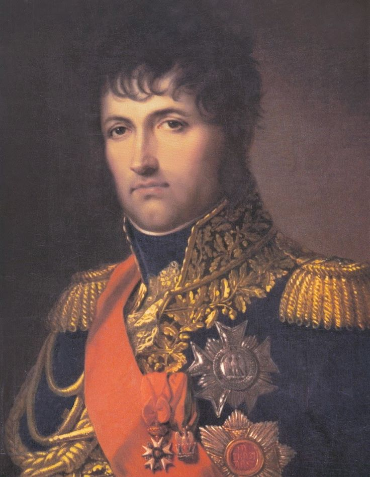 Marshal Soult 1808 by Wachter