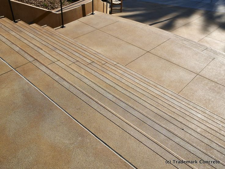 Decorative Concrete Installed By Dcc Member Trademark