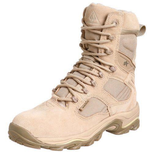 """Wellco Men's X-Force 8"""" Tactical Lightweight Desert Combat B $99.95"""