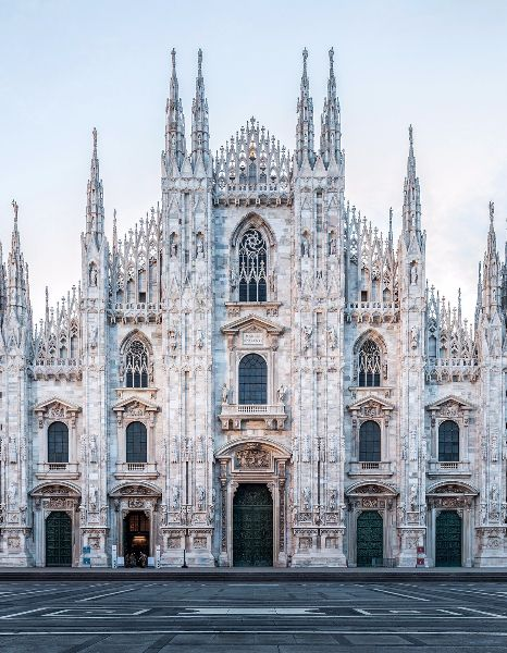 The 10 most beautiful churches in italy