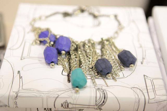 Iuliana Asoltanei, Romanian Jewelry Designer.