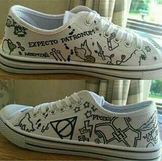Yo quiero unas zapatillas así!!!