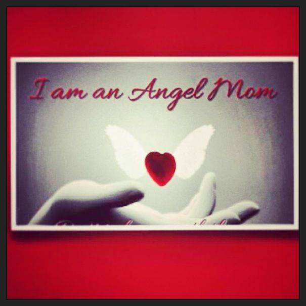Angel baby, angel mommy, miscarriage