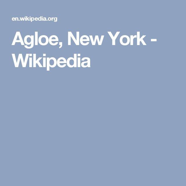 Agloe, New York - Wikipedia
