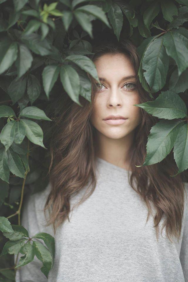 Natural portrait #brunettedoitbetter #brunette #portrait #models #model