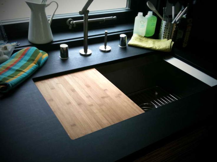 Looking For The Best Paperstone Countertops With Black Smooth Design