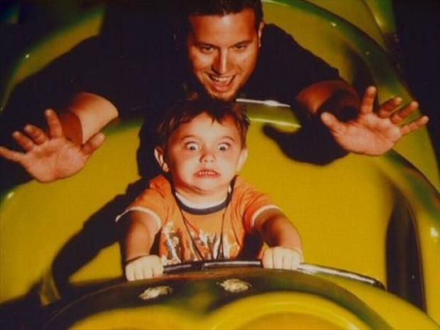 Funny Roller Coaster Pictures – 20 Pics