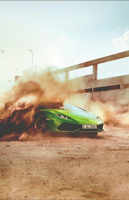 Lamborghini Huracan #FastCars