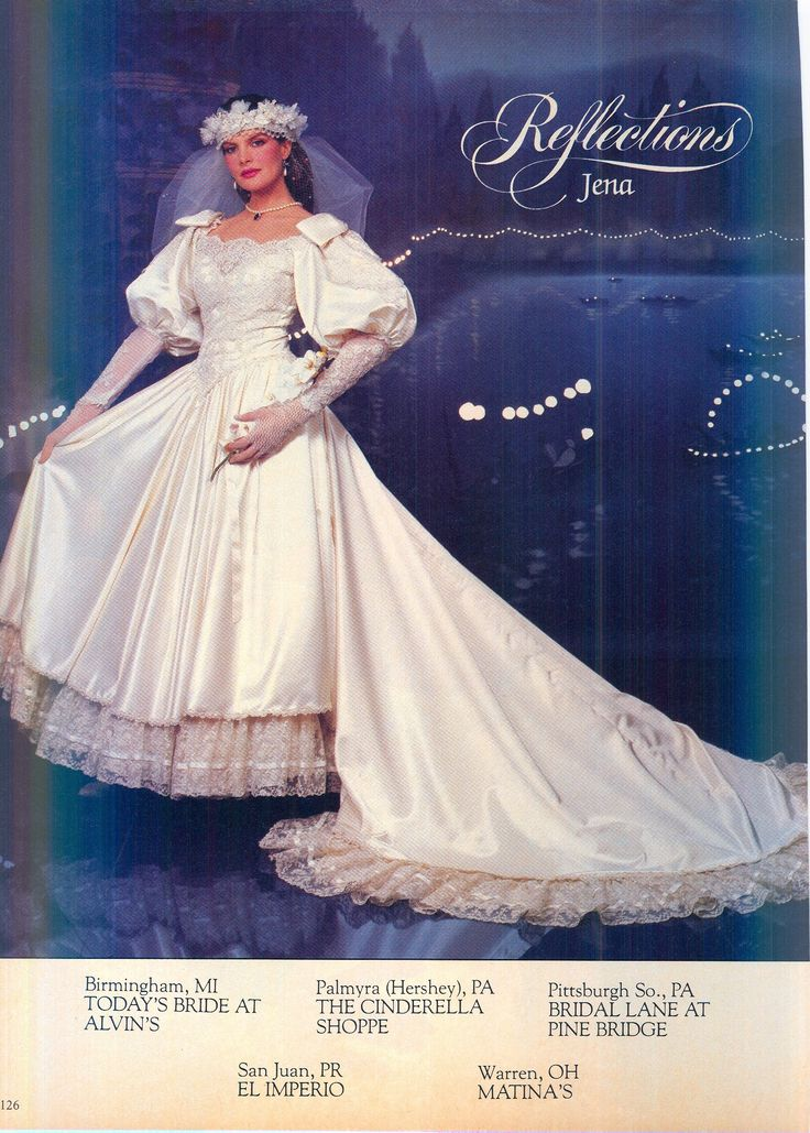 Modern Bride 1983