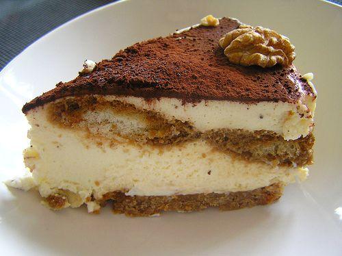 Tiramisu, the classic dessert!