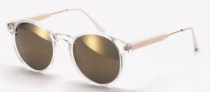 Popular Cheap Awesome Round Frame Women Sunglasses WDSG107