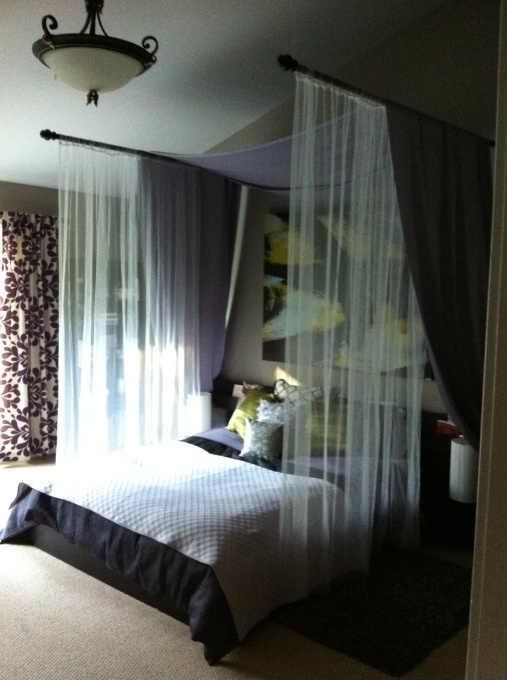 88 best self renovate bedroom images on pinterest | canopy beds, 3