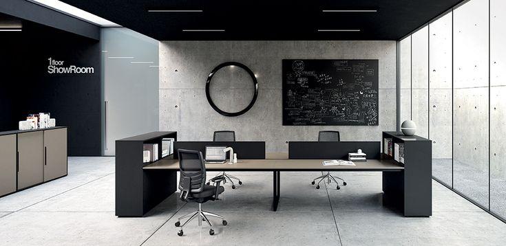 שולחנות מחשב Be.1 מאת Frezza, מעצב Progetto CMR