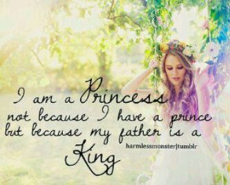 our father is a King!