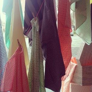 Beck Sondergaard in our window- womenswear SS13-thehambledon (The Hambledon)