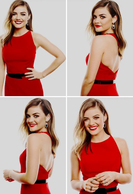 Lucy Hale - New portraits for 2014 CMA Awards