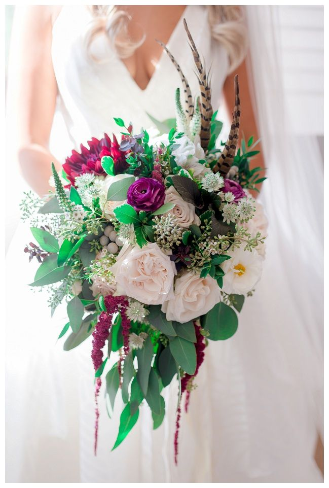 Huge brides bouquet. From the Potting Shed   Melissa Avey Photography #bride #flowers