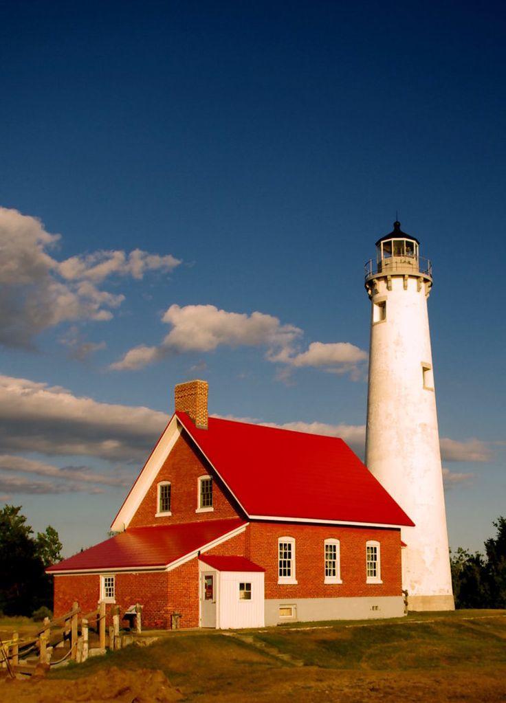 Tawas Point Lighthouse Tawas, MI