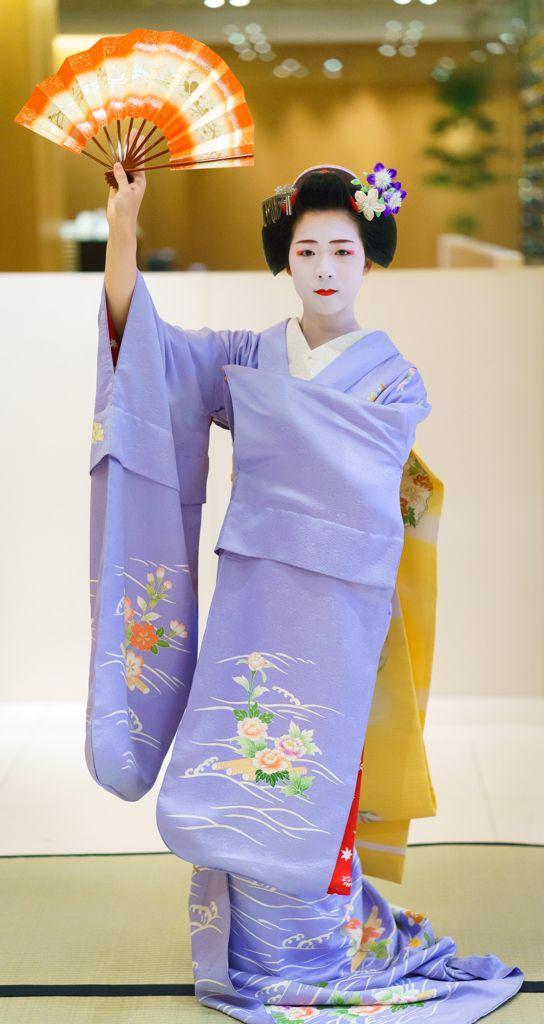 Maiko Toshisumi of Miyagawacho                                                                                                                                                                                 More