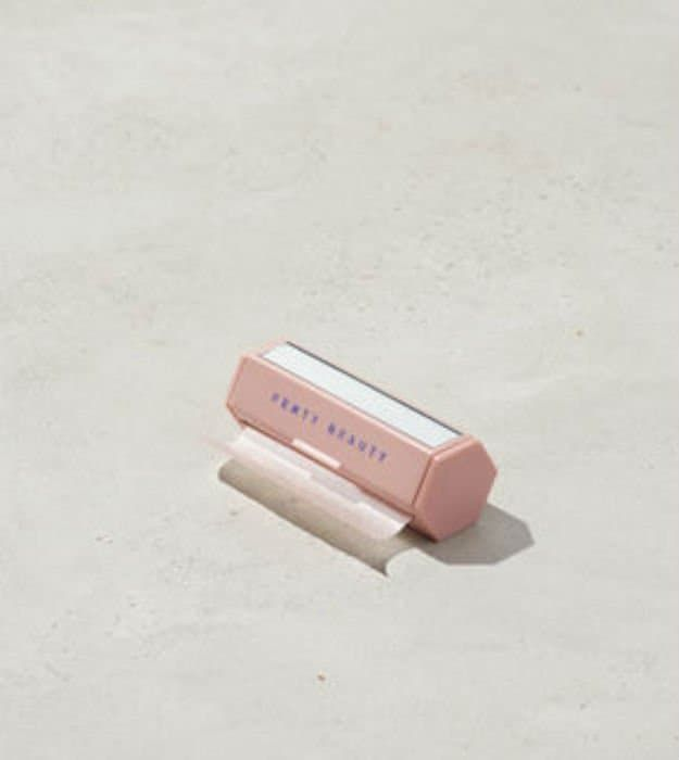 Invisimatte: Blotting Paper ($16) | Review: Rihanna's Fenty Beauty Makeup Pr...