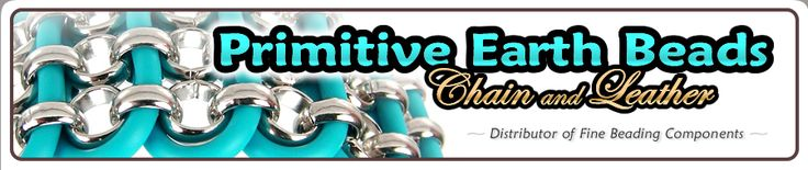 Primitive Earth Beads - best selection of themed charms I have found