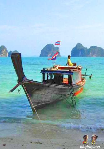 Ko Hong, Thailand. Post on Ko Yao Noi and some of the lesser known islands in Thailand's Phang Nga Bay:http://bbqboy.net/ko-yao-noi-thailand-getting-away-from-the-mass-tourism-of-phang-nga-bay/ #thailand