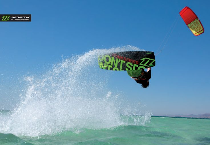 The 2015 North Vegas and Team Series board taking a vacation in the tropics. North Kiteboarding and kitesurfing wallpaper.