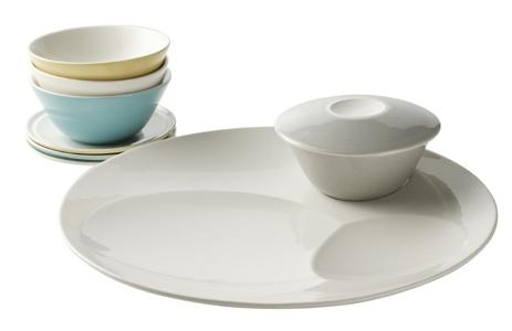 Moon Tableware by Harni-Takahashi for Arabia