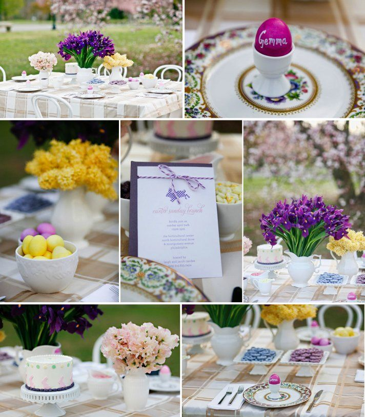 Easter Wedding Style Three Ways