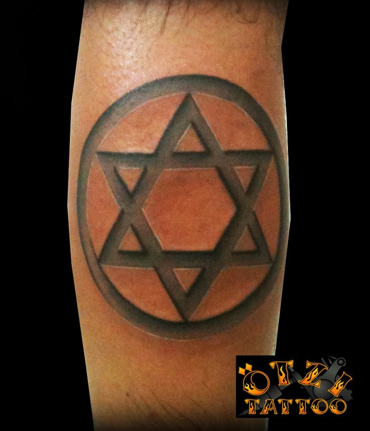 pics for star of david tattoo 3d. Black Bedroom Furniture Sets. Home Design Ideas