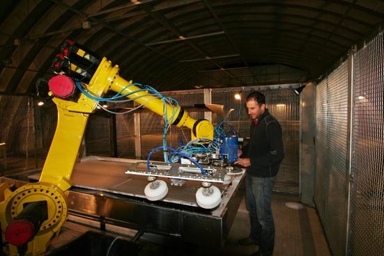 INNOVATIVE NEW ROBOT DEVELOPED ON KENT SCIENCE PARK