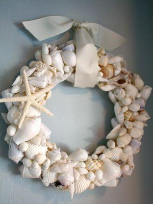 Chão de Giz Artesanatos: artesanato com conchas