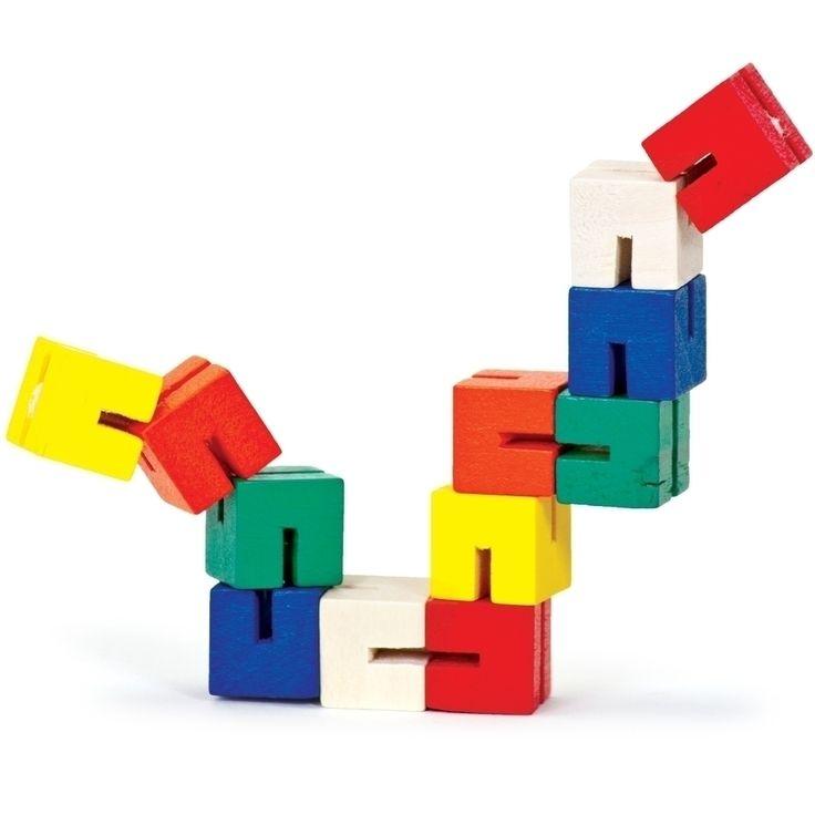Fidgets : Twist and Lock Blocks
