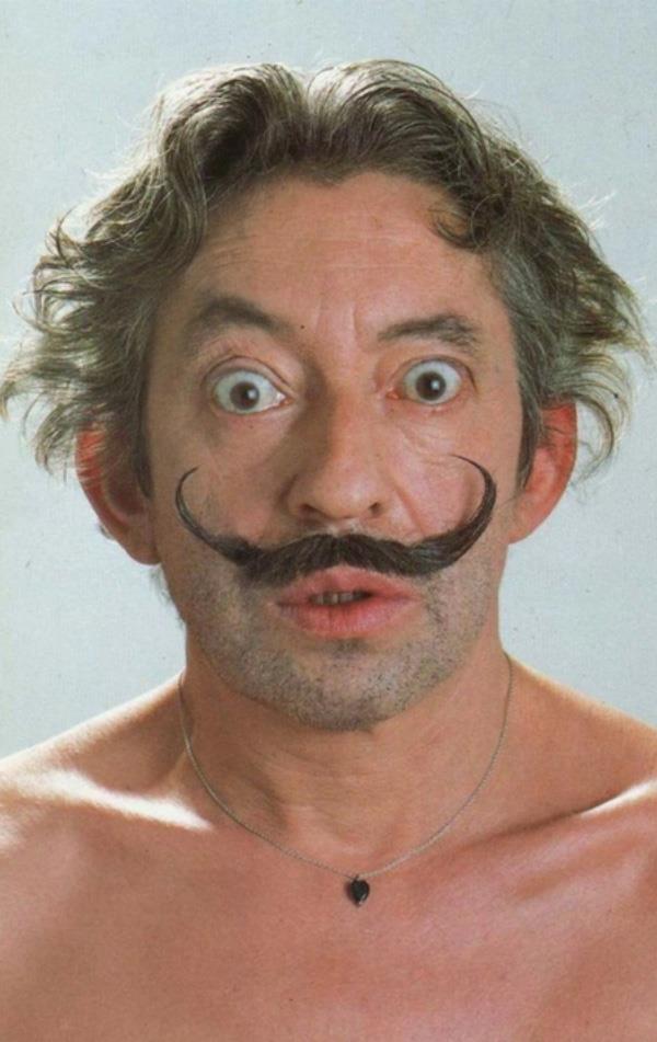 Serge Gainsbourg                                                                                                                                                                                 Mais