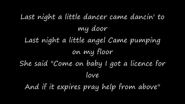 Billy Idol - Rebel Yell (Lyrics On Screen) (1983)