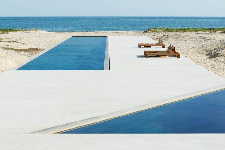 Oltre 25 fantastiche idee su case con piscina su pinterest for Piani casa hacienda