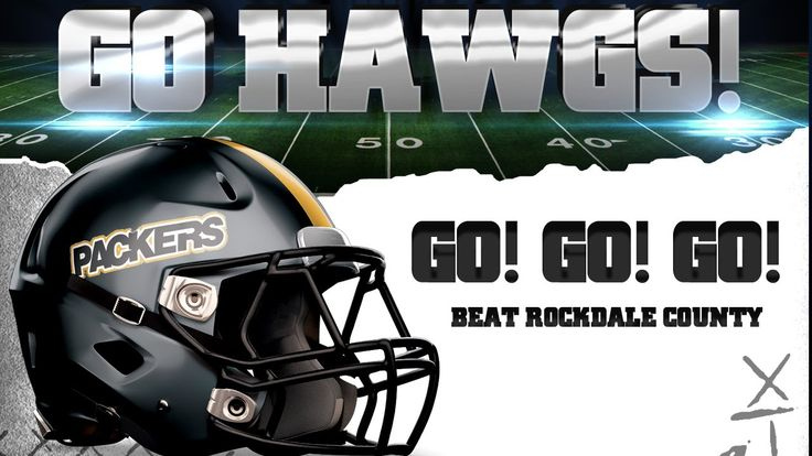 Colquitt County Georgia Packer Football 2014 - GO GO GO | Go Pack! Beat Rockdale County!   Colquitt County Georgia Packer Football 2014, a short spirited video for the Pack's first playoff game vs. Rockdale County Georgia Bulldogs