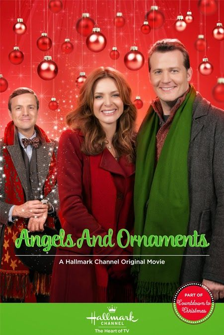 "Its a Wonderful Movie - Your Guide to Family Movies on TV: ""Angels and Ornaments"", a Hallmark Channel Original Christmas Movie"