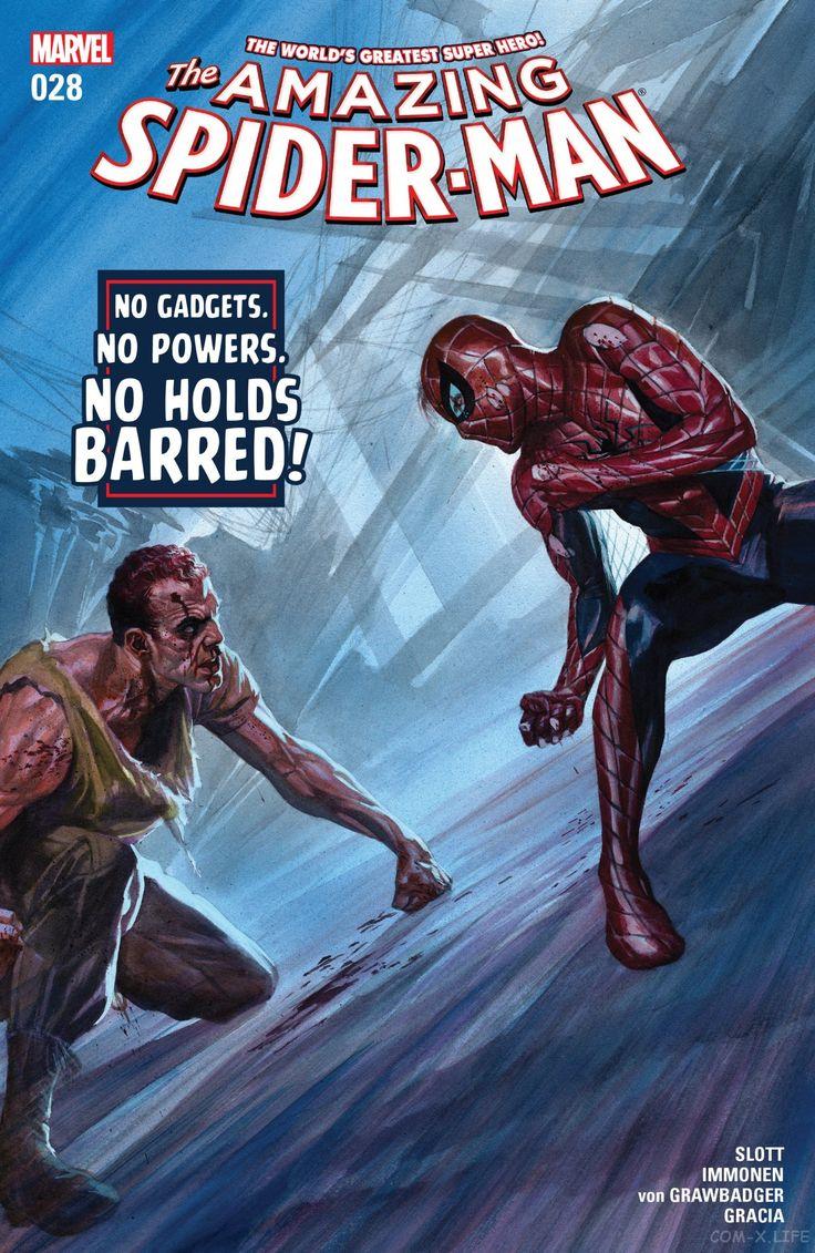 Читать Amazing Spider-Man vol 4 / Удивительный Человек-Паук том 4 > # 28 [перевода не существует] онлайн на русском, бесплатно
