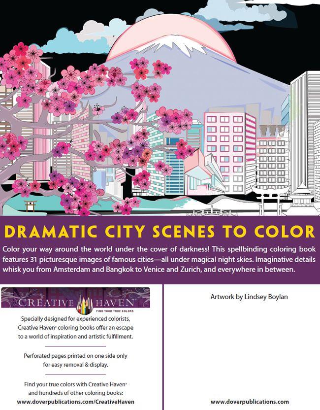289 besten landscapes scenes bilder auf pinterest for Garden 50 designs to help you de stress colouring for mindfulness