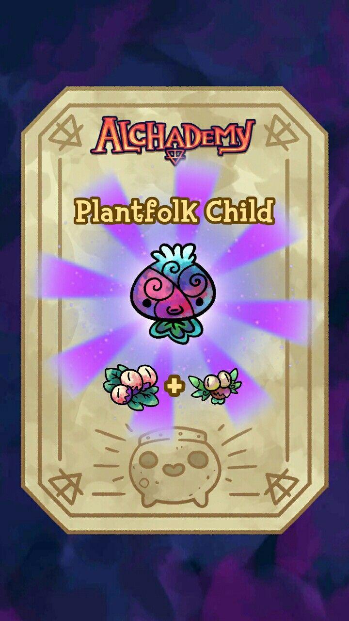Plantfolk Child